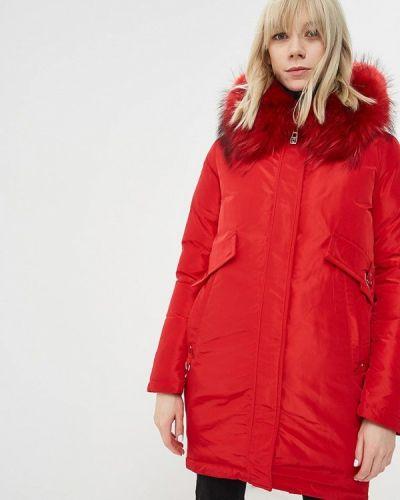 Утепленная куртка осенняя демисезонная Marco Bonne
