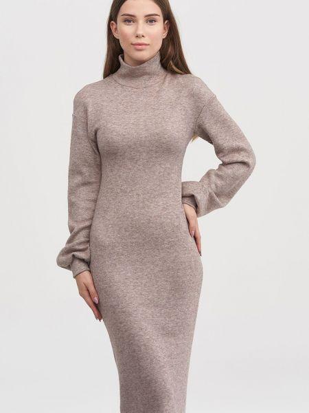 Повседневное платье - бежевое Natali Bolgar