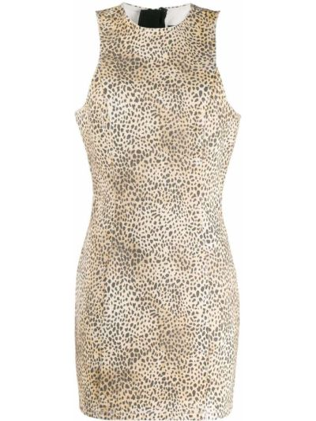 Sukienka mini bez rękawów sport Alexander Wang