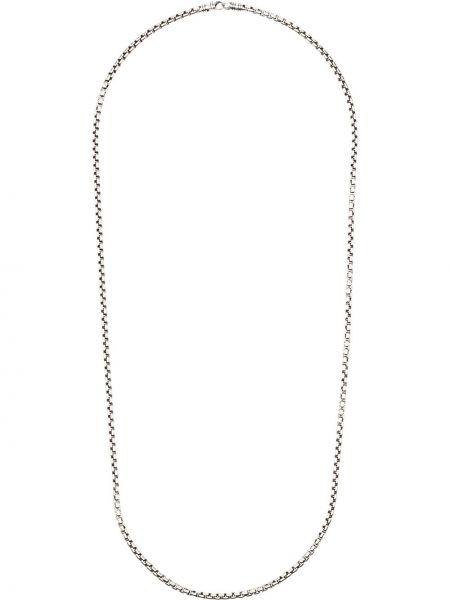 Ожерелье из серебра серебряный Tom Wood