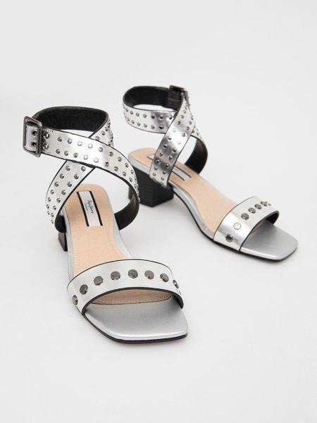 Туфли на каблуке Pepe Jeans