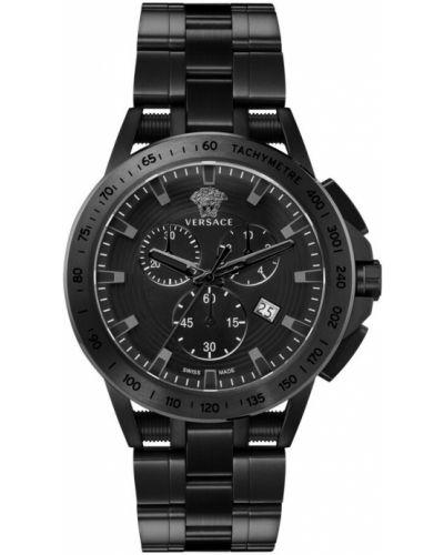 Zegarek sportowy - czarny Versace