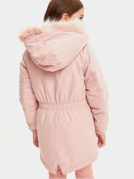 Розовая куртка Defacto
