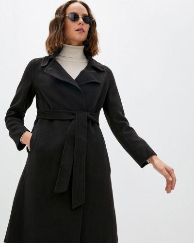 Черное пальто Blugirl Folies