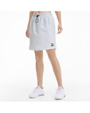 Платье с поясом спортивное классическое Puma