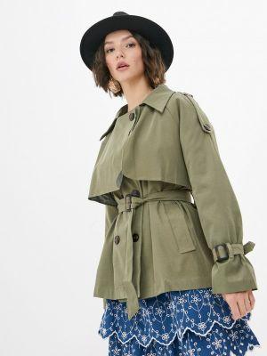 Облегченная куртка хаки B.style