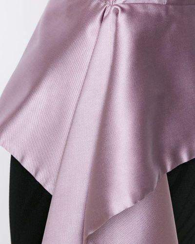 Шелковая блузка - розовая Tufi Duek
