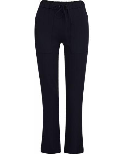 Укороченные брюки расклешенные из вискозы Eleventy