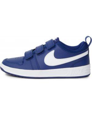 Кеды натуральный кожаный Nike
