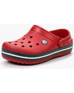Сабо красный Crocs