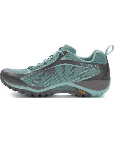 Кожаные полуботинки на шнуровке спортивный Merrell