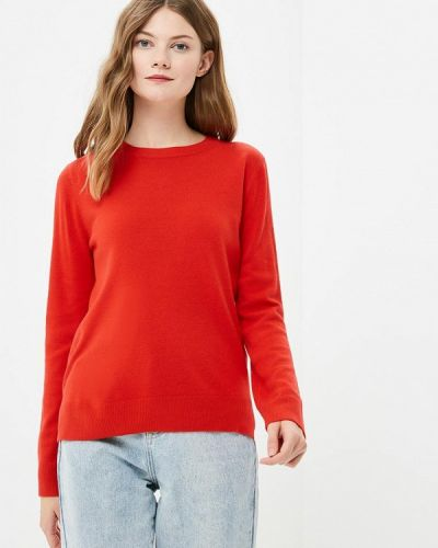 Красный джемпер Marks & Spencer