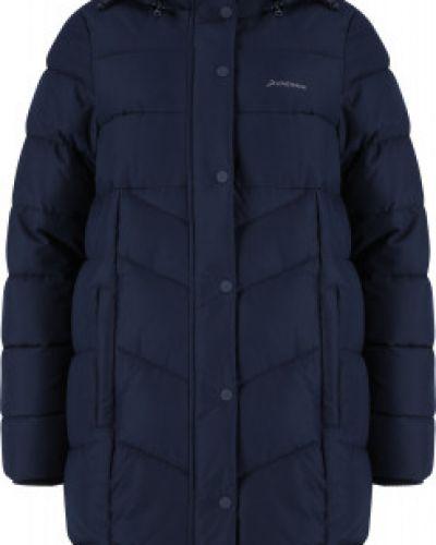 Куртка с капюшоном - синяя Demix