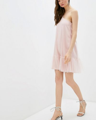Розовое вечернее платье M,a,k You Are Beautiful