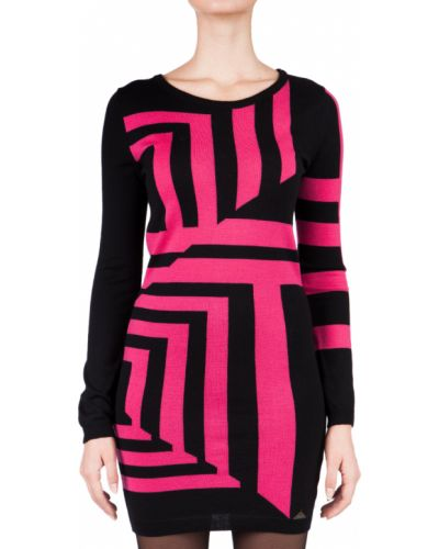 Платье осеннее шерстяное Versace