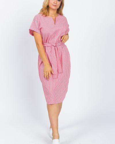 Платье с поясом через плечо на резинке Lacywear