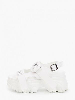 Белые босоножки летние Diora.rim