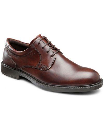 Классические туфли текстильные легкие Ecco