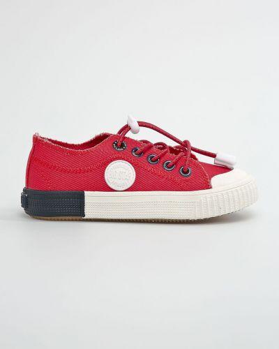 Sneakersy czerwony Big Star