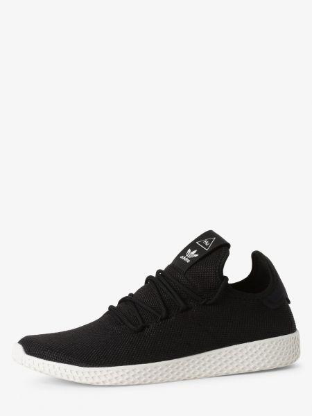 Tenis ziemny czarny sneakersy Adidas Originals