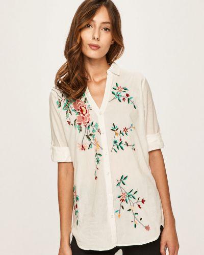 Блузка с вышивкой с V-образным вырезом Answear