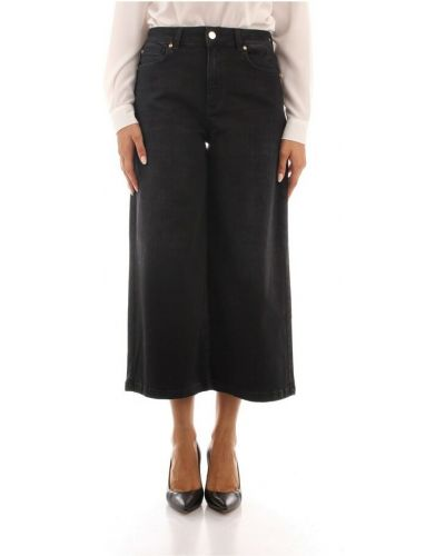 Czarne mom jeans Iblues