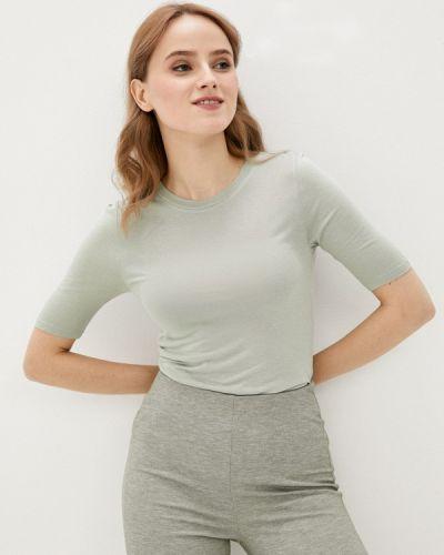 Зеленая футболка Marks & Spencer