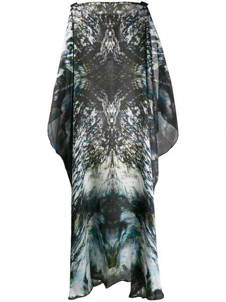Платье с длинными рукавами с рукавами Mona