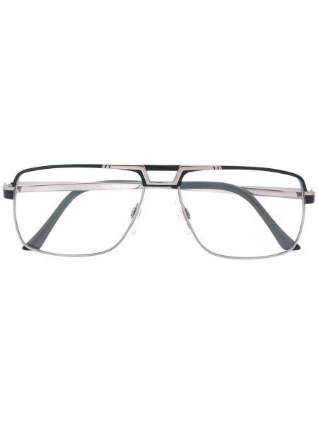 Черные очки прямоугольные Cazal