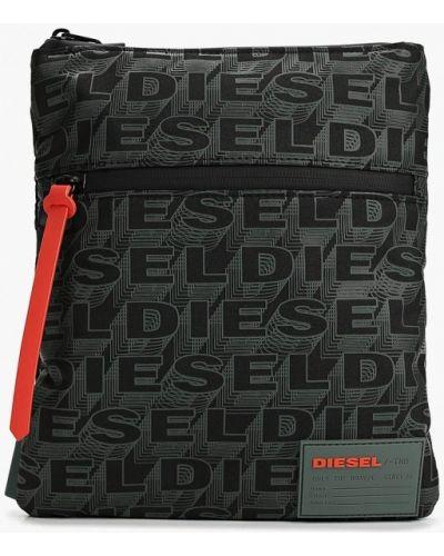 Сумка через плечо текстильная Diesel