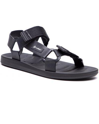 Czarne sandały na lato Rider