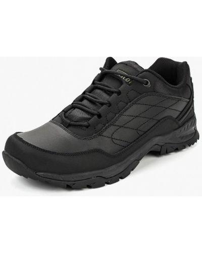 Ботинки осенние кожаные низкие Ascot