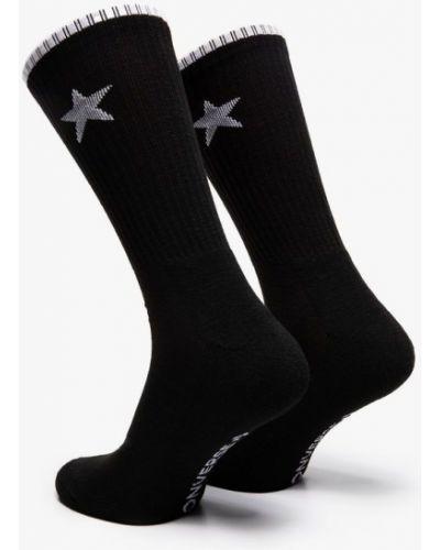 Czarne skarpety Converse