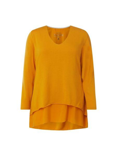 Żółta bluzka Samoon