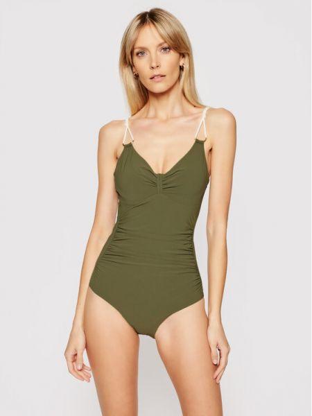 Strój kąpielowy - zielony Chantelle