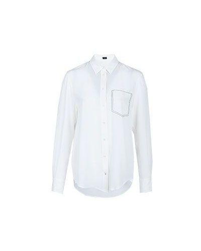 Блузка белая Joseph