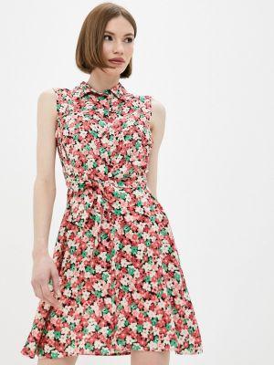 Прямое платье А-силуэта Defacto