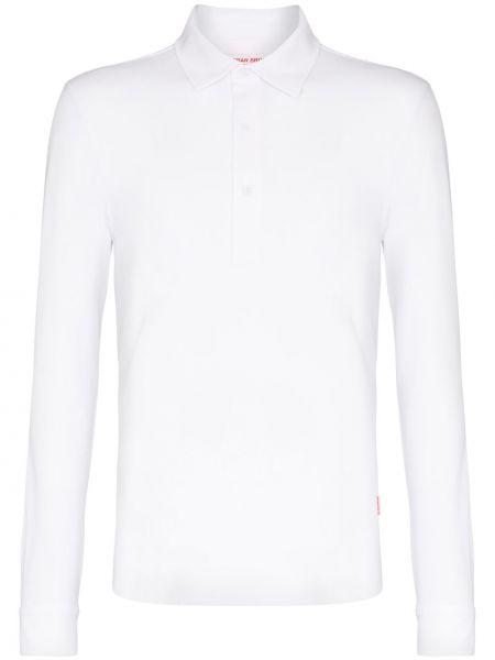 Koszula z długim rękawem z logo prosto Orlebar Brown