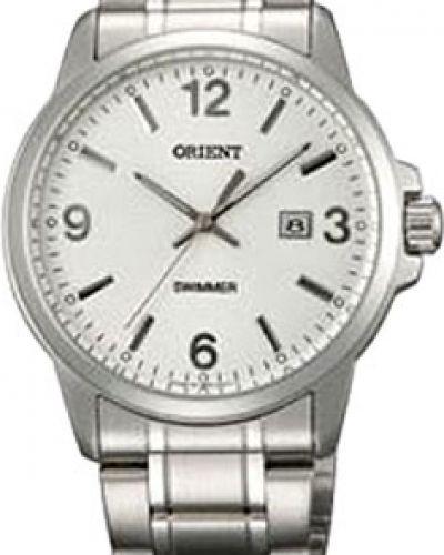 Кварцевые часы водонепроницаемые Orient