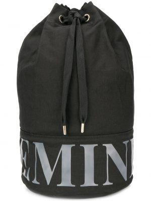 Пляжная сумка с ручками черная Marlies Dekkers