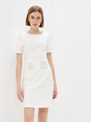 Платье - бежевое Rinascimento