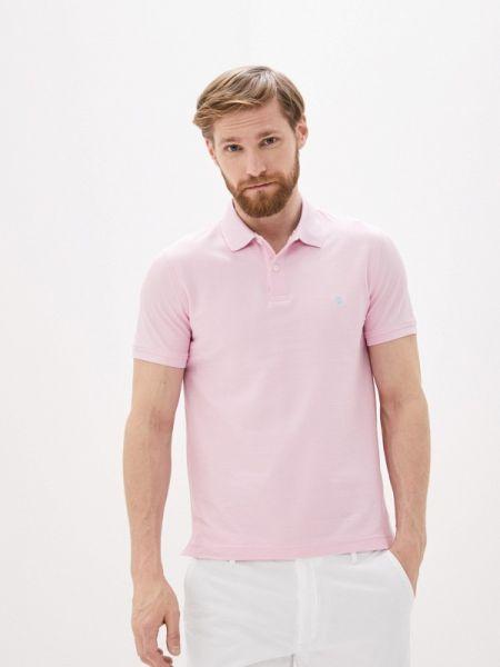 Поло - розовый Izod