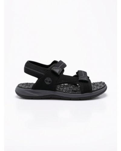 Черные сандалии Timberland