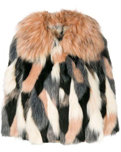 Куртка укороченная свободная Elisabetta Franchi