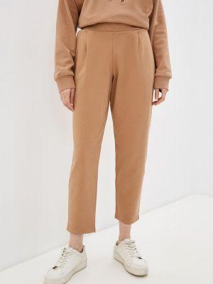 Бежевые спортивные брюки Adl