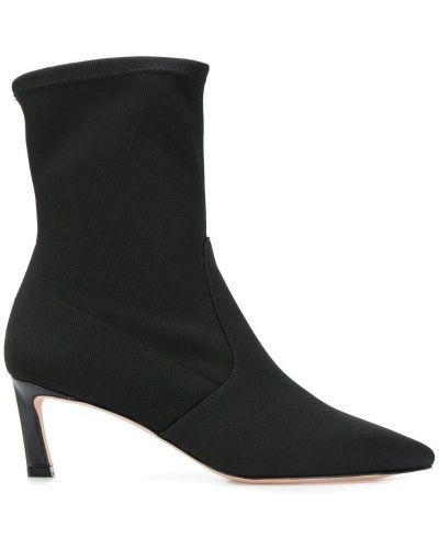 Черные носки Stuart Weitzman