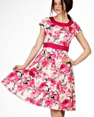 Летнее платье платье-сарафан расклешенное Setty's Collection
