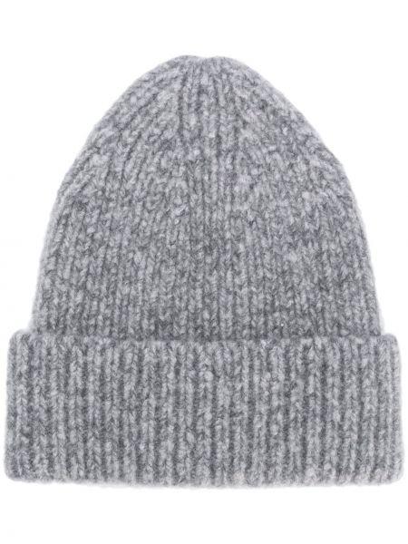 Prążkowana czapka wełniana Acne Studios