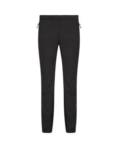 Черные утепленные спортивные брюки для бега Madshus