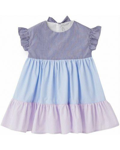 Niebieska sukienka Il Gufo